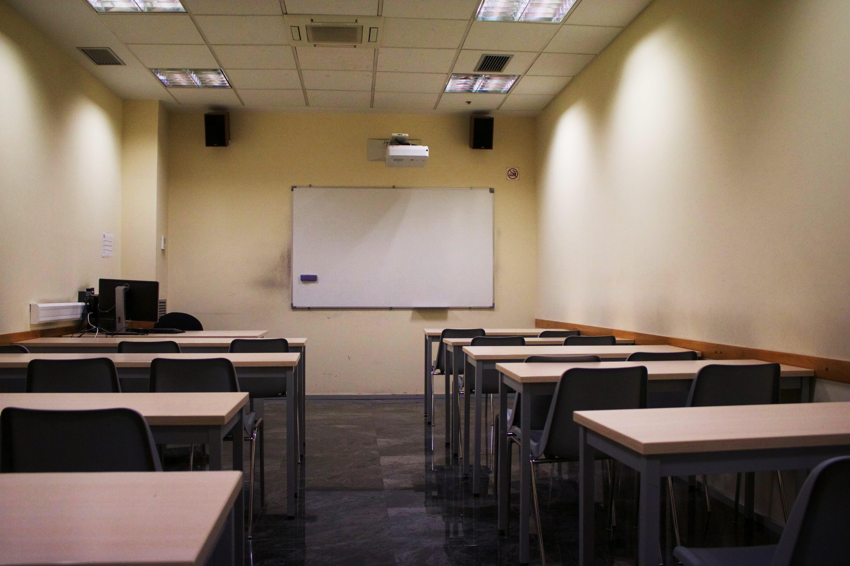 University of Barcelona campus - Classroom UB2