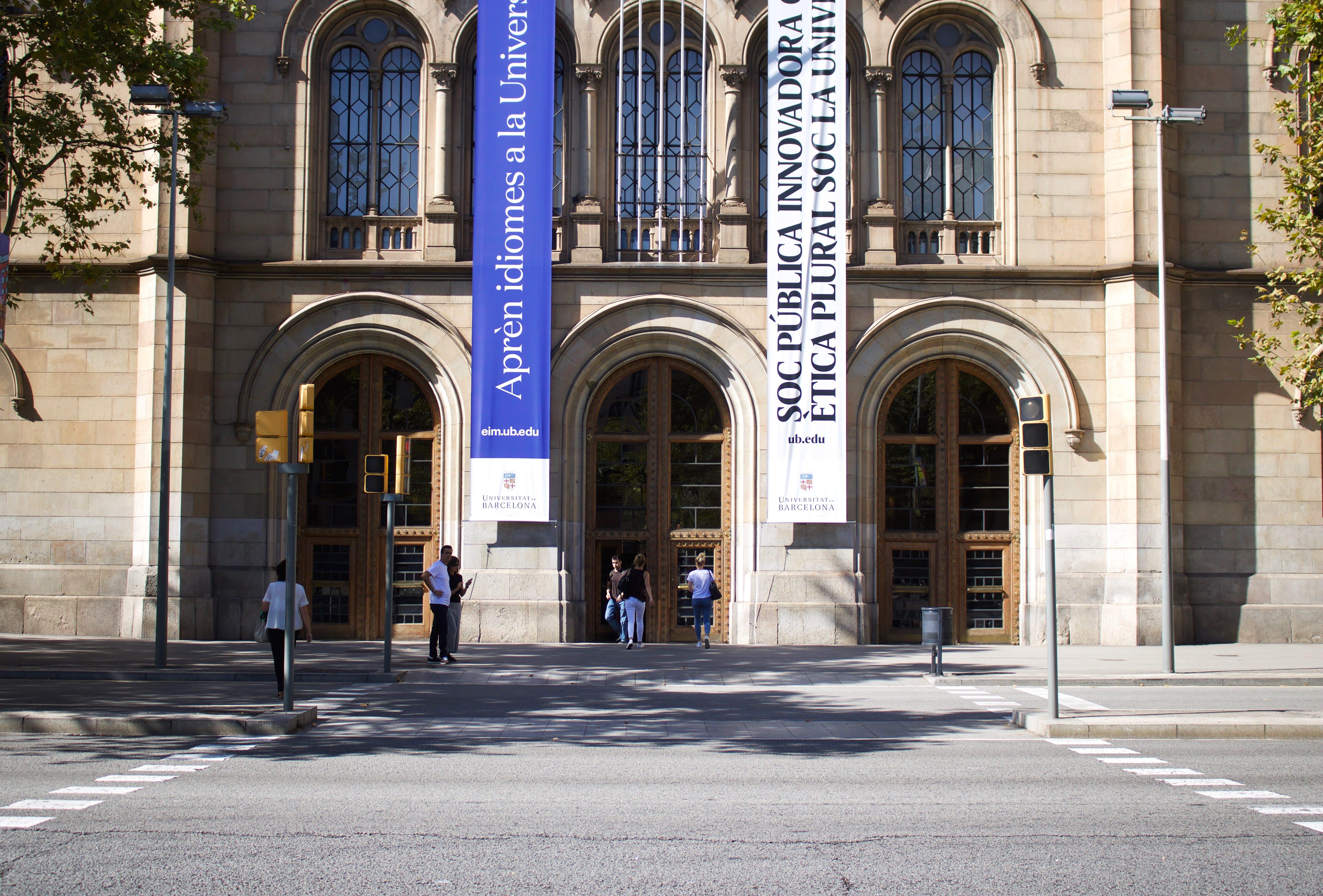 University of Barcelona campus - Exterior UB1