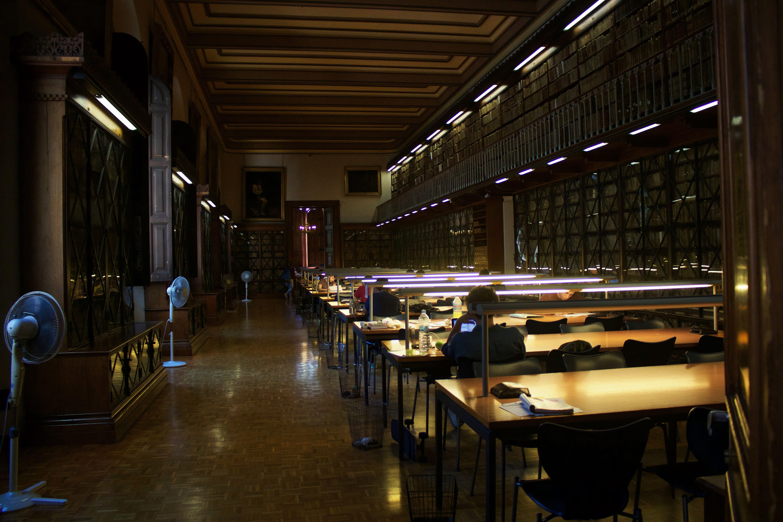 University of Barcelona campus - Library UB 1