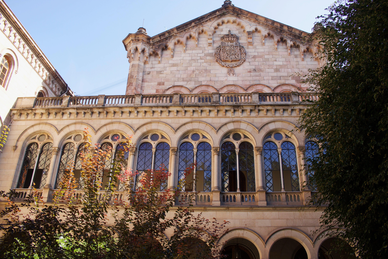 University of Barcelona campus - Outside UB