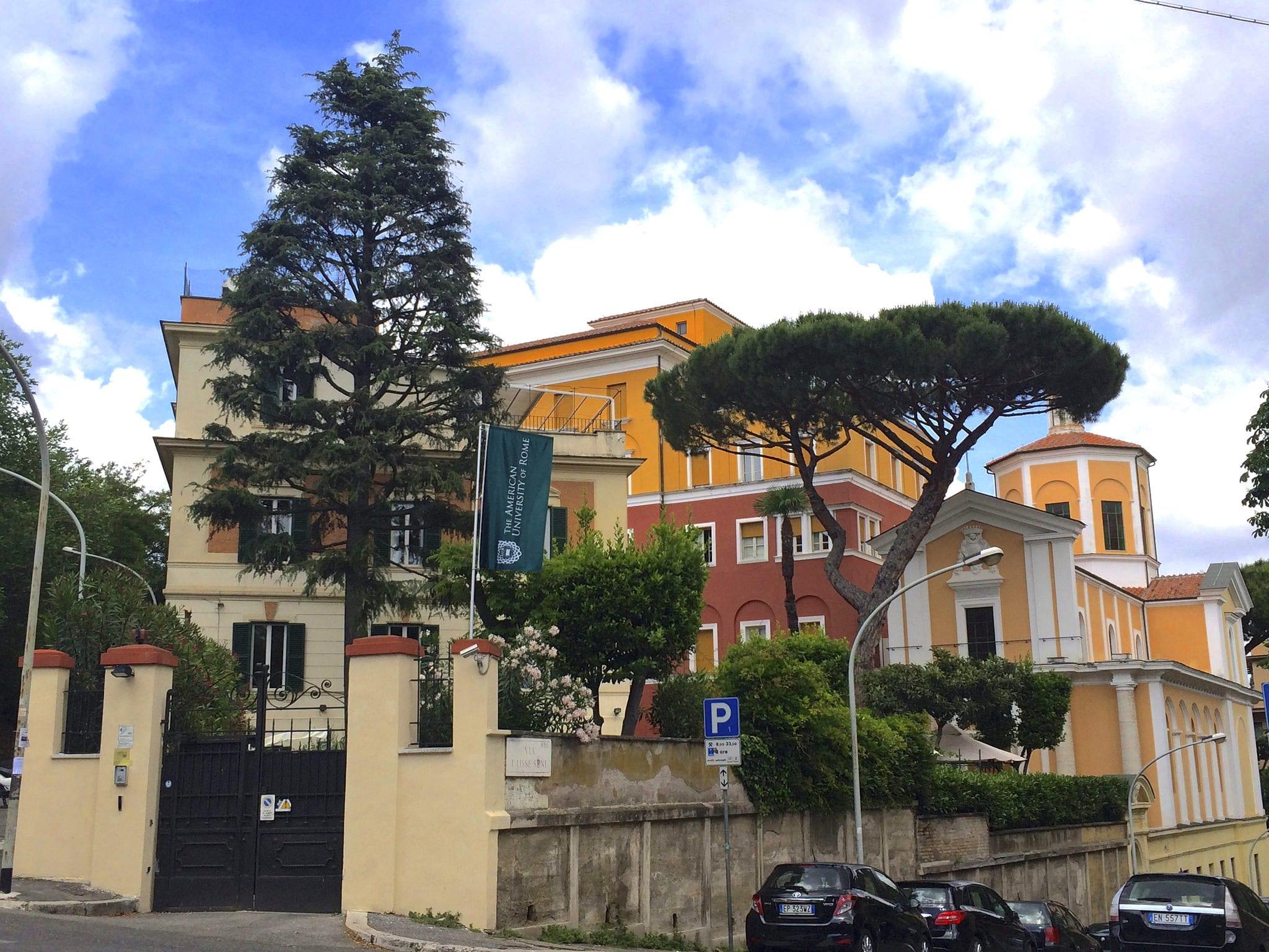 Italy-American-University-of-Rome
