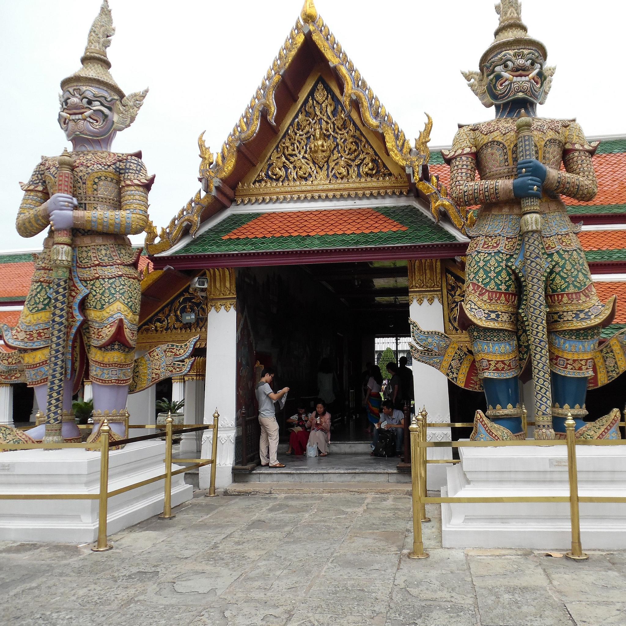 CISabroad Study abroad semester program Thailand bangkok city tour