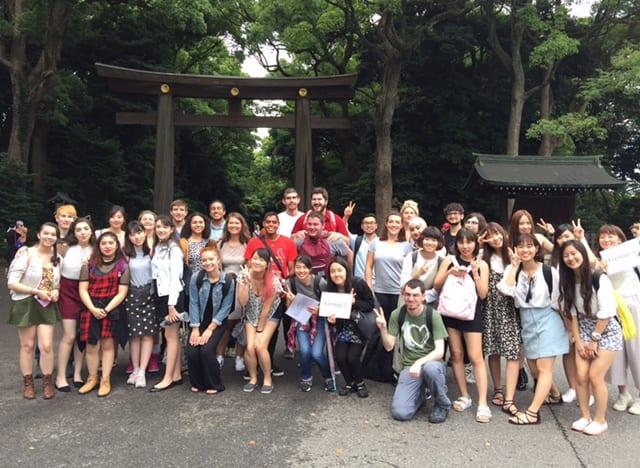 Harajuku, Meiji Shrine, & Shibuya