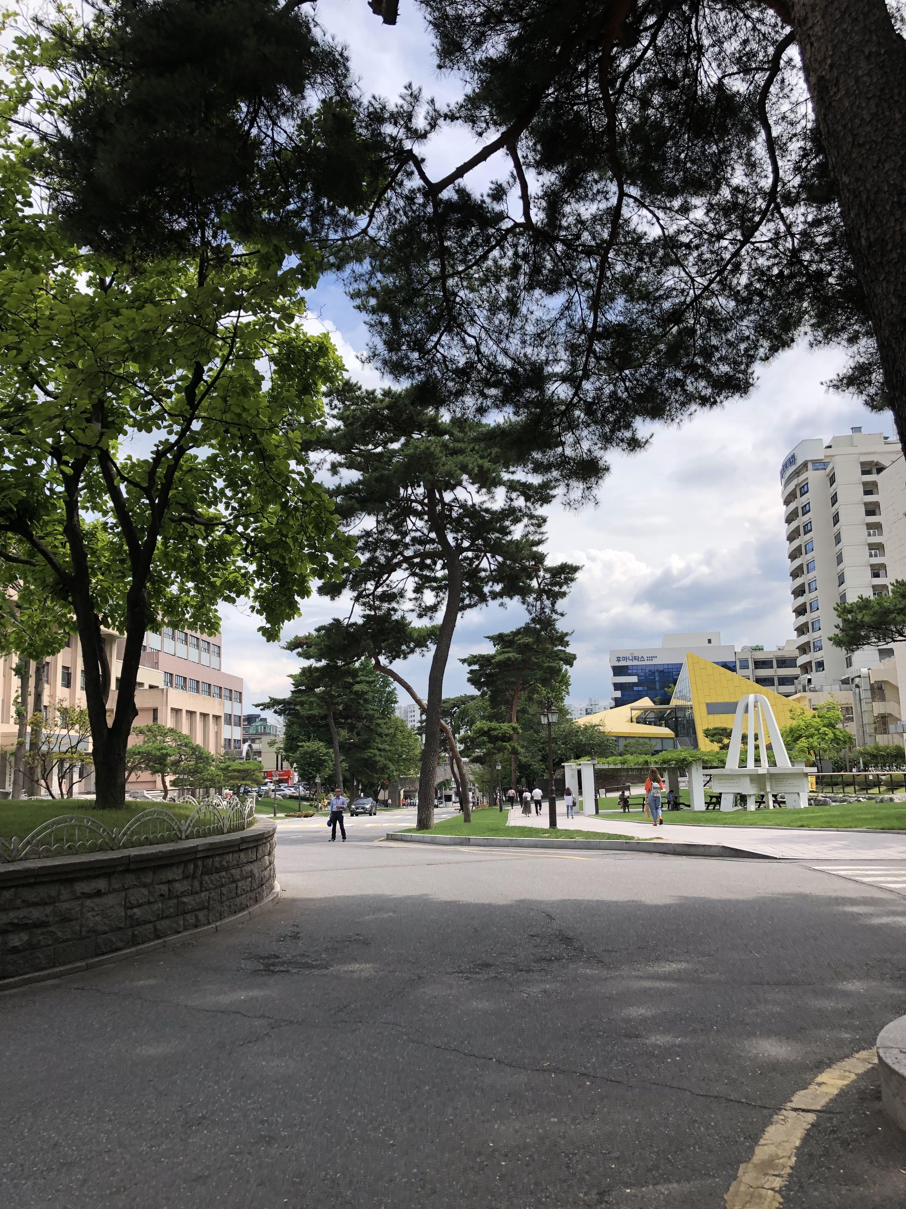 Kyung Hee University - campus photo 5