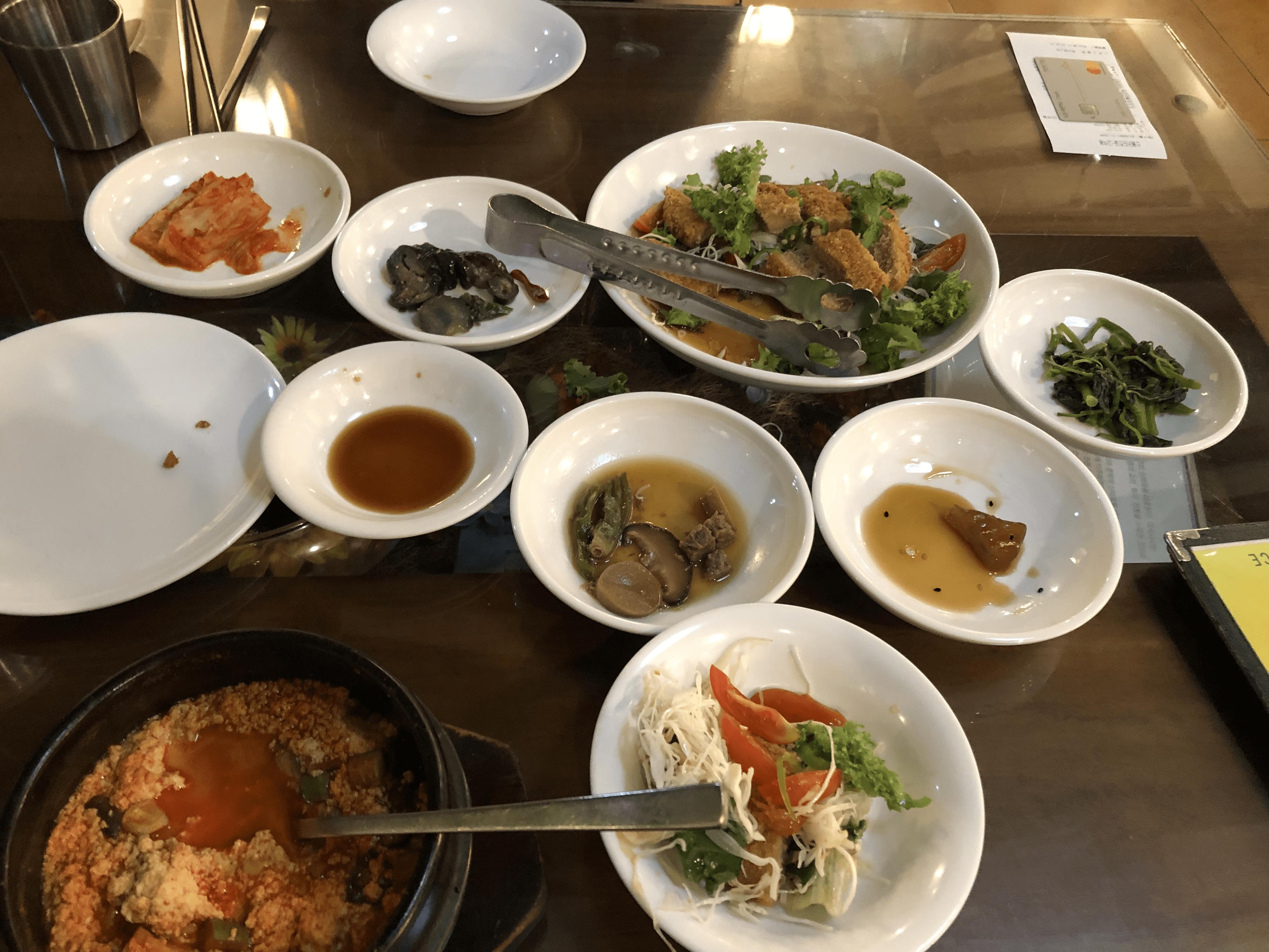 Seoul food feast