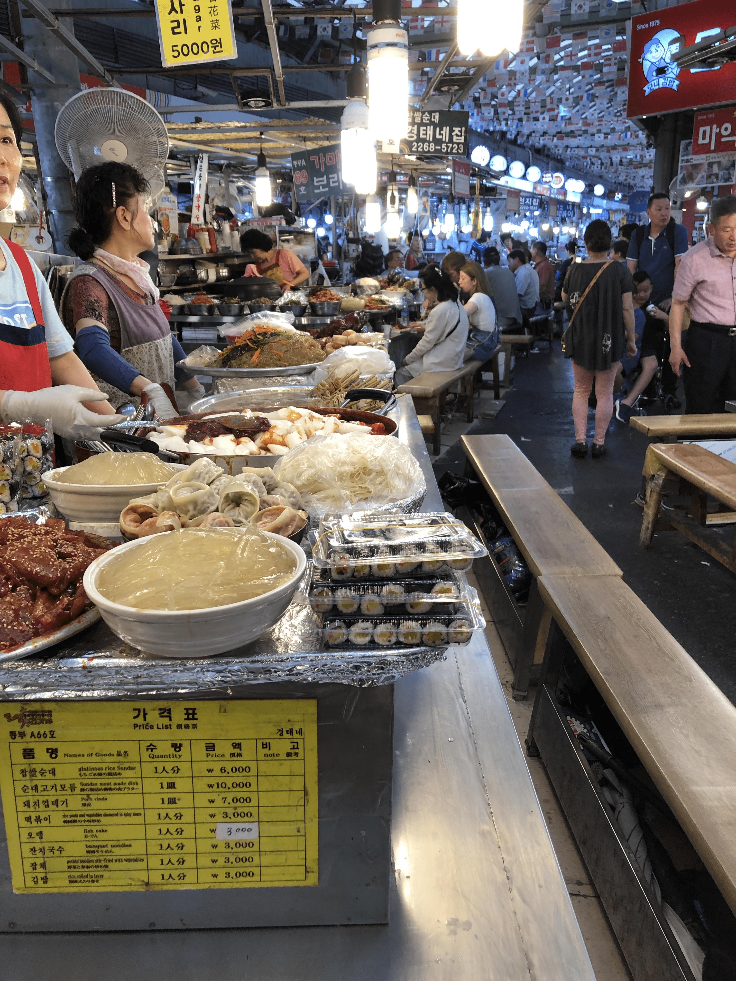 Seoul street food 3