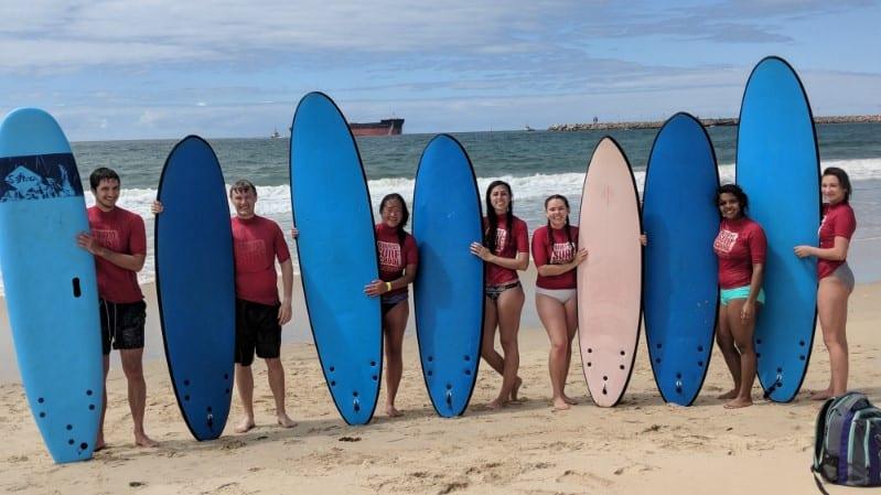 Newcastle Surf Lesson resize (2)